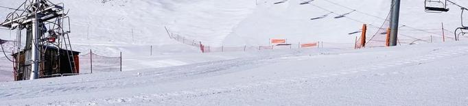 Les pistes encaren la fi de campanya amb neu nova