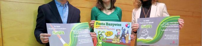 Mil euros al millor conte i il·lustració del Club Banyetes