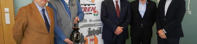 Més expositors i més clubs a la desena edició d'Expo Tren