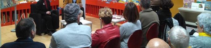 Maria Barbal presenta una nova novel·la a Tremp