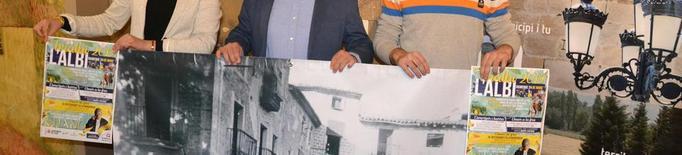 L'Albi exposa la seua història en fotos en una Fira amb 50 estands