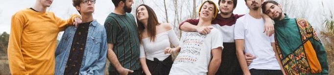 La banda de pop funk JOKB presenta el seu nou àlbum a Lleida