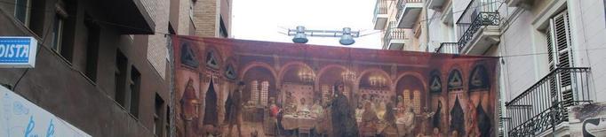 Obre el mercat romà a Remolins i Ferran