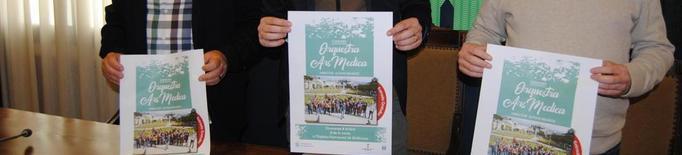Ars Medica elegeix Mollerussa per al seu primer concert a Lleida