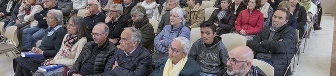 Cervera edita una antologia de la poesia de Jaume Ferran