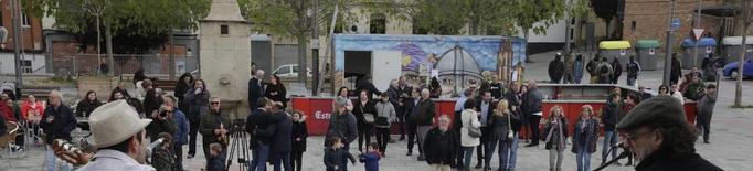 El garrotín, el 'patrimoni immaterial' de Lleida