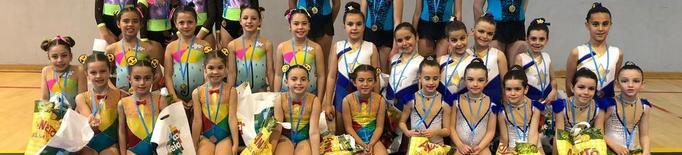 Medalles per al CN Lleida en diferents competicions locals