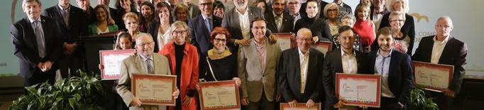 Premiats 28 professionals i firmes de comerç i turisme