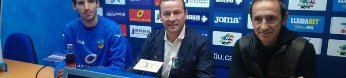 """Joan Carles Oliva: """"Segueixo perquè el club creu en la meua feina"""""""