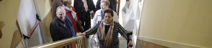 L'associació de dones de Llívia demana un ascensor al local