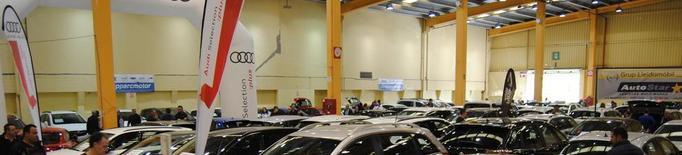 La fira Autotrac de Mollerussa espera superar el centenar de cotxes venuts