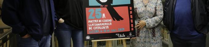 Un tucà de cine, estrella del cartell de la Mostra de Cinema Llatinoamericà de Catalunya