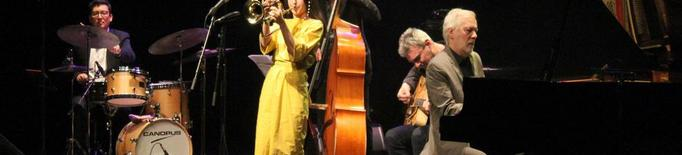 El jazz 'fusió' d'Andrea Motis
