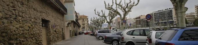 Balaguer estudia vianalitzar el Portalet i eliminar-hi els aparcaments