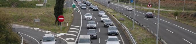 Lleida acaba la Setmana Santa sense víctimes mortals a les carreteres