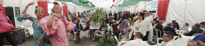 La Feria de Abril tanca una altra edició amb centenars de visitants