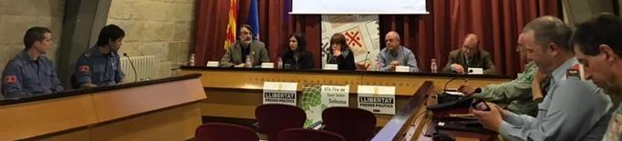 El Solsonès iniciarà una prova pilot a Catalunya en prevenció d'incendis