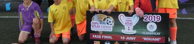Una Copa Atlas d'alt nivell