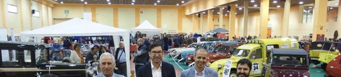 Expoclàssic de Mollerussa obre portes amb quaranta expositors