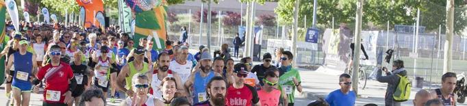 Tàrrega vibra amb la Mitja Marató