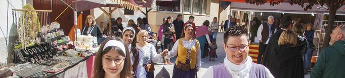 Ciutadilla consolida la trobada medieval