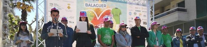 Èxit del Posa't la Gorra! a Balaguer