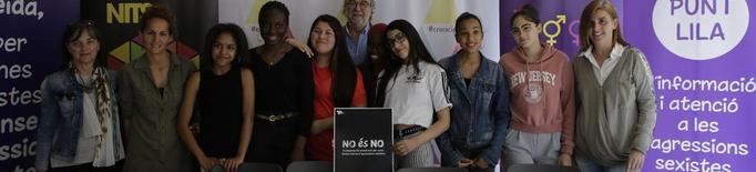 Presenten un videoclip contra la violència masclista