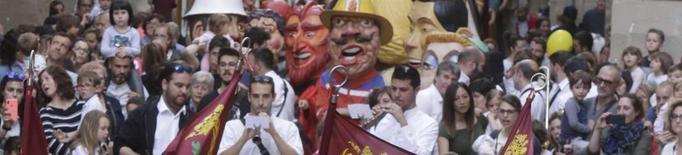 La festa ja s'apropia Lleida