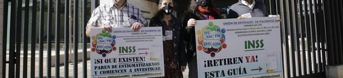 Malalts de fibromiàlgia reclamen els seus drets