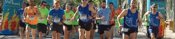 Gran jornada atlètica per a Lleida