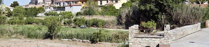 El POUM de Tarroja contempla un gran passeig paral·lel al riu