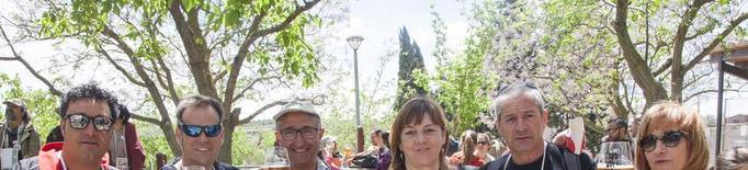 Festa gegant a Mollerussa