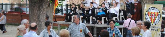 L'Aplec de la Sardana de Mollerussa celebra dissabte el 40 aniversari