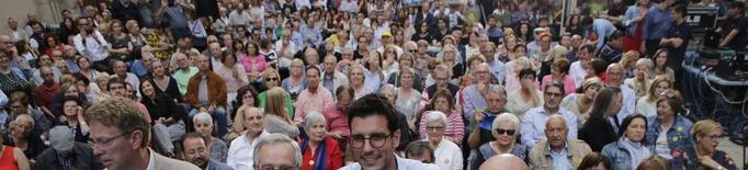 """Postius: """"Som els de Puigdemont i reivindicaré el mandat de l'1-O"""""""