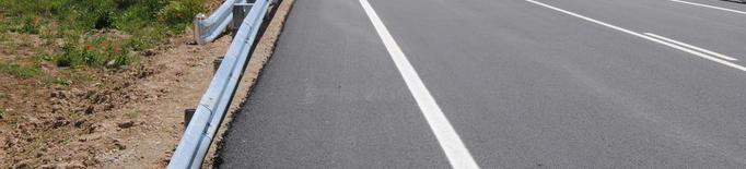 Mil firmes per millorar la carretera Linyola-Mollerussa