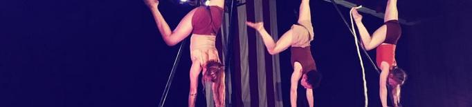 El circ pren Altorricó al festival Acambalachous