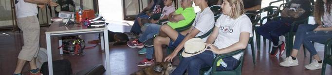 La protectora dóna en adopció 38 gossos en 5 mesos a Tàrrega