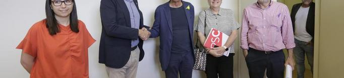 Fèlix Larrosa avisa Pueyo que exercirà una oposició dura si forma govern amb Postius