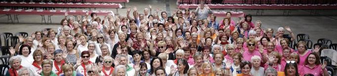 L'Aplec de les Dones celebra les noces de plata
