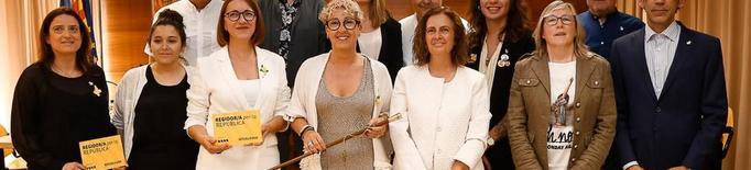 Esquerra i JxCat renoven la seua aliança i Cases és la primera alcaldessa de Tremp