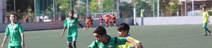 Festa de l'esportivitat al camp del Balàfia