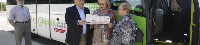 Nova línia de Bus Exprés entre Lleida i Alpicat