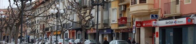 Els veïns del centre històric de Fraga demanen posar fre als pisos pastera