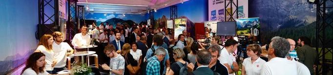 FGC busca atreure al Pirineu turistes que visiten Barcelona