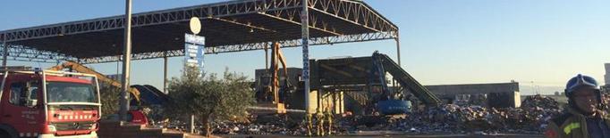 Es cremen 7,7 ha de vegetació agrícola a Castelló de Farfanya