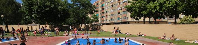 Alerta per la primera onada de calor d'aquest estiu