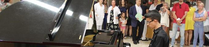 El Santa Maria, a ritme de piano