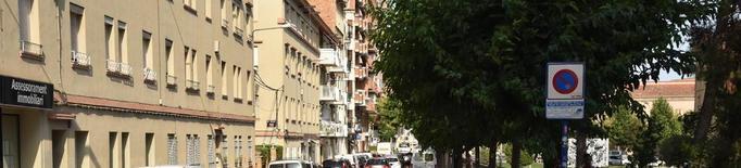 Millora i prolongació del carril bici a Ramón y Cajal, que suprimeix pàrquings