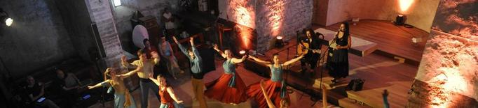 Tradició i modernitat, de la mà al Dansàneu