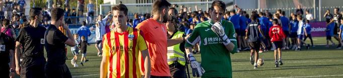 El Lleida, pendent de la formació de grups